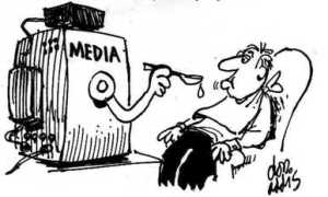 media alienation
