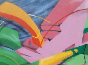 abstrações graffiti