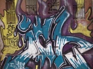 abstracções e street art