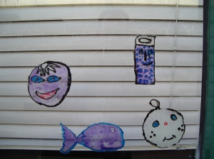 janela e estores
