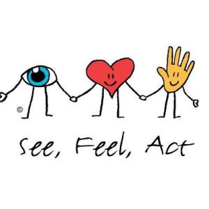 sentir e agir