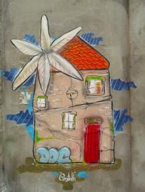 moinho graffiti