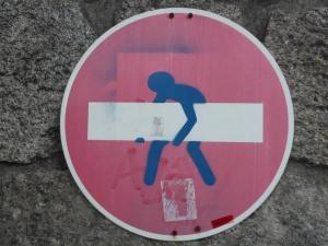 o peso da proibição