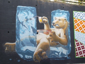 urso preguiçoso